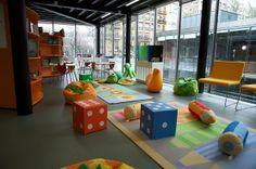 Biblioteca Infantil del Retiro