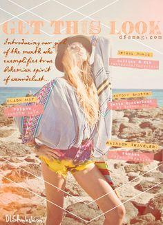 #DISfunkshion #Magazine #Bohemian #Boho #BohoChic #Indie #Hippie #Vintage #Gypsy #Fashion #Style #Hawaii