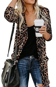 Over 20 Stunning Animal Print Pieces from Amazon! - Instinctively en Vogue #fashion #amazon #leopard #fallstyle #fallfashion