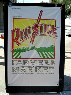 Red Stick Farmers Market, Baton Rouge, LA