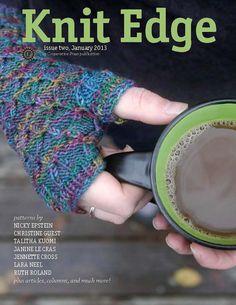Knit Edge magazine - issue 2 - PDF