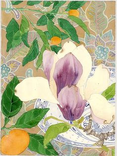 magnolia and citrus | Flickr - Photo Sharing!