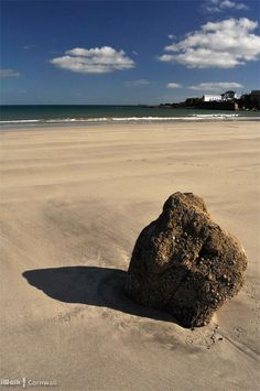 Coverack beach, Cornwall