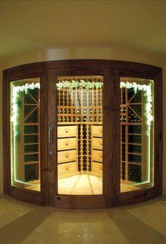 vinoteca TOSCANA VALLEY HOMES Focus Wine Cellars