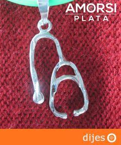4afc2a30d0d7 25 mejores imágenes de Dijes de Plata Ley .925 en Amorsiplata.com en ...