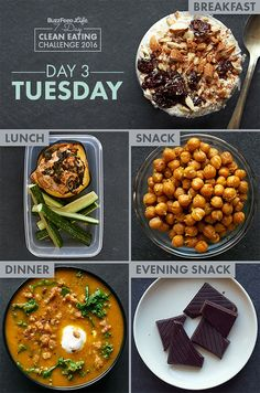 Day 3 Of BuzzFeed's 7-Day Clean Eating Challenge