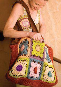 DIY Crochet Purses and Bags: 7 Free Crochet Bag Patterns