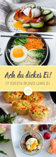 Breakfast Recipes Mornings, evenings, fried, baked, poached or cooked - we have for you . Low Carb Breakfast, Breakfast Recipes, Low Carb Recipes, Healthy Recipes, What Can I Eat, Health Eating, Food Inspiration, Clean Eating, Good Food