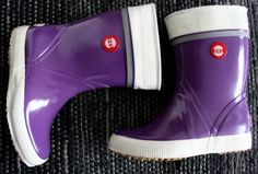 Hai rubber boots from Nokia Seasonal Color Analysis, Season Colors, Hunter Boots, Hue, Rubber Rain Boots, Purple, My Style, Spring, How To Wear