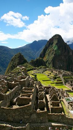 Machu Picchu, Peru  Goal is to trek this in 2014  #HipmunkBL