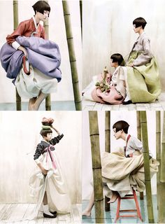 from Korea by Gun-Ho Lee for Vogue