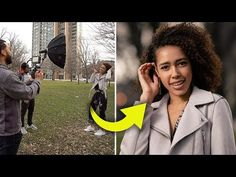 How to use OFF CAMERA FLASH in 3 MINUTES! - YouTube