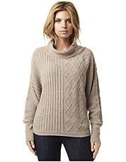 Blaisie Mixed Knit Sweater- for diamond stitich