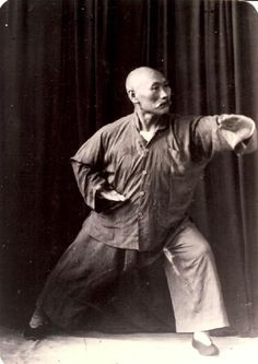Fu Zhensong (1872–1953), founder of the Fu style of Tai Chi. Fu Zhensong created the Fu style by using the Yang style as a base, and then added elements of Chen, Sun and Baguazhang.
