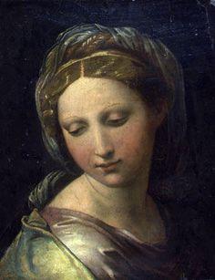 Raphaël / Portrait de femme