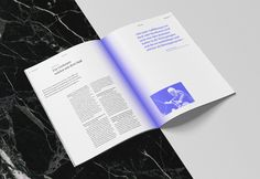 Prélude Magazine on Editorial Design Served Essay Layout, Text Layout, Book Layout, Editorial Design Layouts, Layout Design, Corporate Design, Identity Design, Logo Inspiration, Lookbook Design