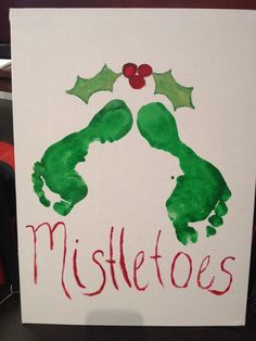 Footprint Mistletoe.