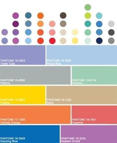 DB Squared Inc. | Using 2014 Spring Color Trends in Branding and Marketing | Web Design | Scoop.it