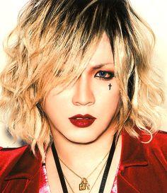 ruki (the gazzette) Ruki The Gazette, Kei Visual, Best Rock Bands, Alternative Metal, Extreme Metal, Nu Metal, Power Metal, Pure Beauty, Hard Rock