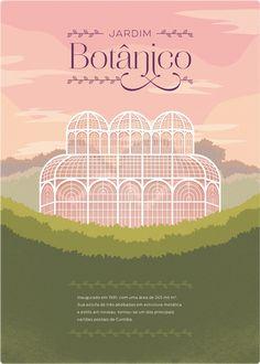 Resultado de imagem para jardim botanico curitiba conceitual