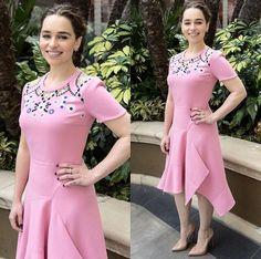 Shraddha Kapoor Emilia Clarke Beauty