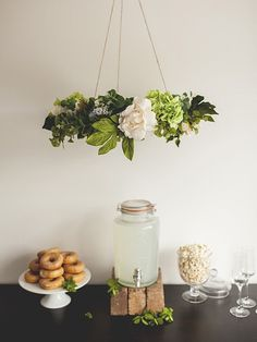 1000+ ideas about Flower Chandelier on Pinterest | Weddings, Hanging Flowers and Preston Bailey