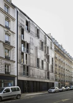 Gallery of Haussmann Stories / Chartier-Corbasson architects - 1