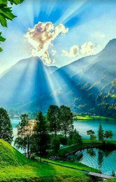 Beautiful Nature Pictures, Beautiful Nature Wallpaper, Amazing Nature, Beautiful Landscapes, Image Nature, Nature Images, Nature Photos, Scenery Pictures, Landscape Pictures