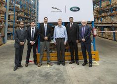 #Jaguar #Land #Rover opened a new parts distribution center in in Bhiwandi, near Mumbai. This state-of-the-art facility, spread over 70,000 square feet, will have regionally-optimised inventory supporting both Jaguar and Land Rover brands, controlled by Jaguar Land Rover's central Inventory Management team.