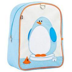 Beatrix Mochi Penguin Back to School Backpack (click image to buy) Preschool Backpack, Toddler Backpack, Backpack Bags, Mochi, Kindergarten, Best Diaper Bag, Kid Essentials, Back To School Backpacks, Bags 2017