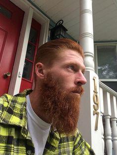 #bearded#redbeard#beardlife