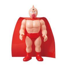Five Star Toy x Medicom Toy Kinnikuman Vinyl Figure #fivestartoy #kinnikuman #muscle #medicom #tbt #musclemen