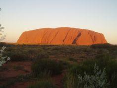 Uluru - Sunset Sequence 1.