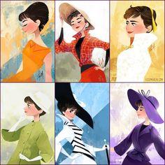 Audrey by Lissy Marlin