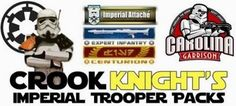 501st%20Signature-2017-01%20440x198_zpsf Imperial Trooper, Weapons, Backpack, Star Wars, Baseball Cards, Weapons Guns, Guns, Firearms, Weapon