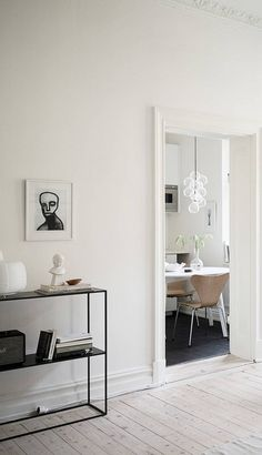 Home in a natural color palette - via Coco Lapine Design blog