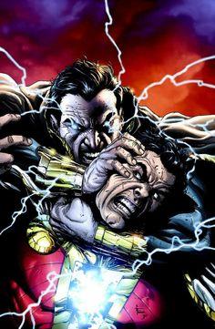 """Twitter: Dwayne personificará a Black Adam, el villano de la película de superhéroes """"Shazam"""" próxima a filmarse."""