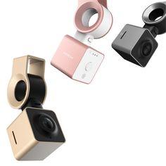 Rock Smart Data Recorder Smartphone Display Hd 1080p Video Parking Shot Autobot Smart Dashcam Aluminum Alloy Housing Car Dvr Smart Home Appliances Smart Home Gadgets From Szrohan, $89.98  Dhgate.Com