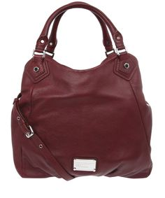 Love this Marc Jacobs bag.