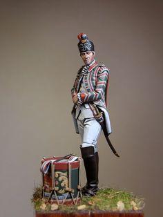 Jason Whitman's Historical Minutia: Drummer, 15th Light Dragoons, 1760