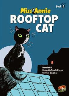 Miss Annie - Rooftop Cat