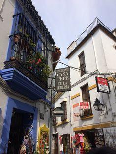 コルドバのユダヤ人街