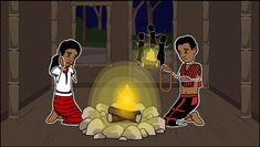 Read The Wedding Dance Story By Amador Daguio And Engage Your Students With Storyboard Activities
