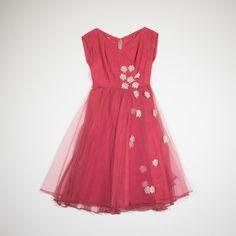 VINTAGE DRESS 1950