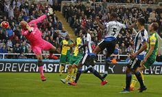 Hasil Pertandingan Newcastle United 6-2 Norwich City