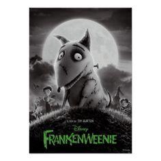 Frankenweenie: Sparky #frankenweenie #sparky #sparky #frankenweenie #tim #burton #s #frankenweenie #black #and #white #animated #comedy #horror #disney #frankenstein #kids #movie #disney #movie #children #animated
