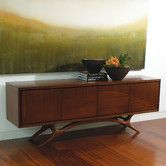 Found it at AllModern - Swoop Console Table
