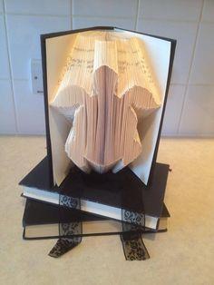 Book Folding Pattern  Turtle   163 folds  Instant by CraftyHana