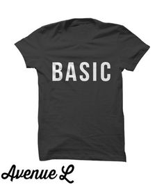 Basic Tee <3Fast Shipping <3 Super soft and Super Comfy
