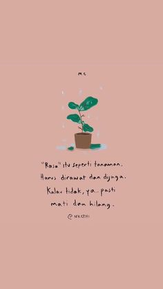 Quotes Rindu, Quotes Lucu, Cinta Quotes, Cartoon Quotes, Quotes Galau, Text Quotes, Mood Quotes, Happy Quotes, Life Quotes